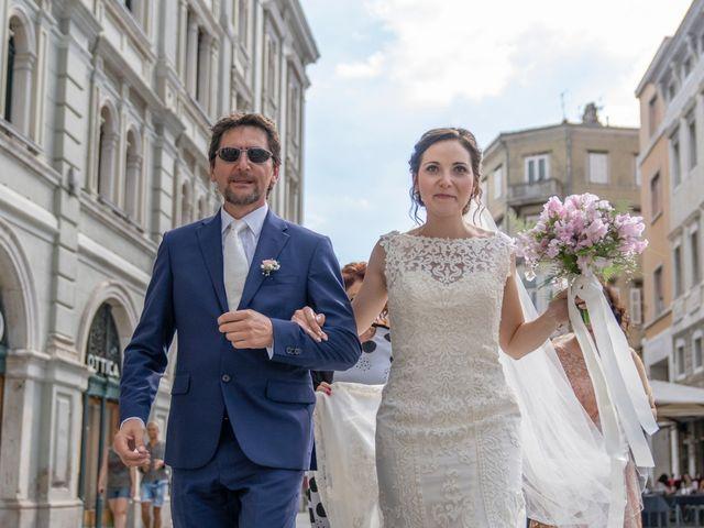 Il matrimonio di Ron e Martina a Trieste, Trieste 14