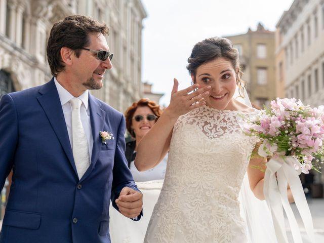 Il matrimonio di Ron e Martina a Trieste, Trieste 15