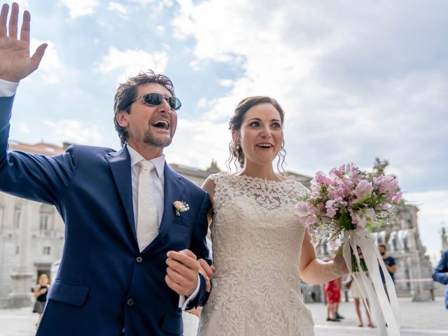 Il matrimonio di Ron e Martina a Trieste, Trieste 17