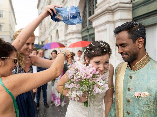 Il matrimonio di Ron e Martina a Trieste, Trieste 27