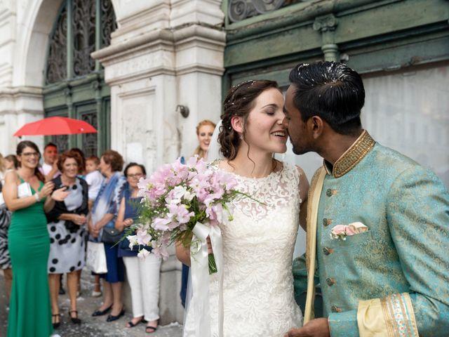 Il matrimonio di Ron e Martina a Trieste, Trieste 28