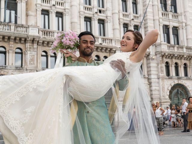 Il matrimonio di Ron e Martina a Trieste, Trieste 31