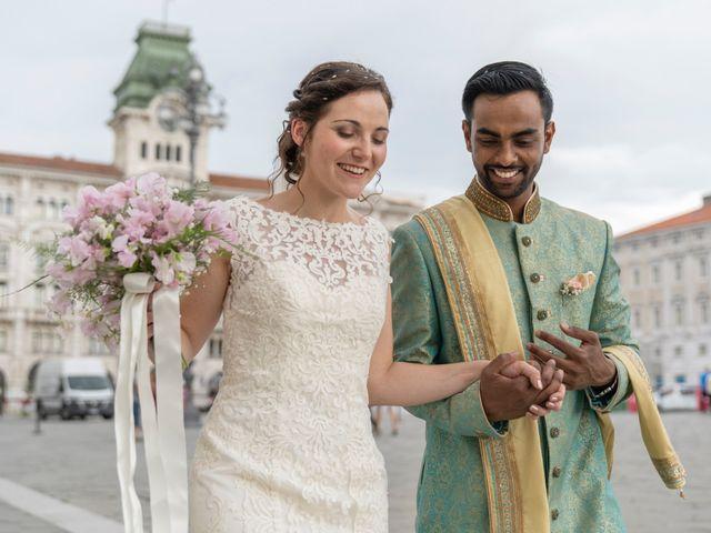 Il matrimonio di Ron e Martina a Trieste, Trieste 32