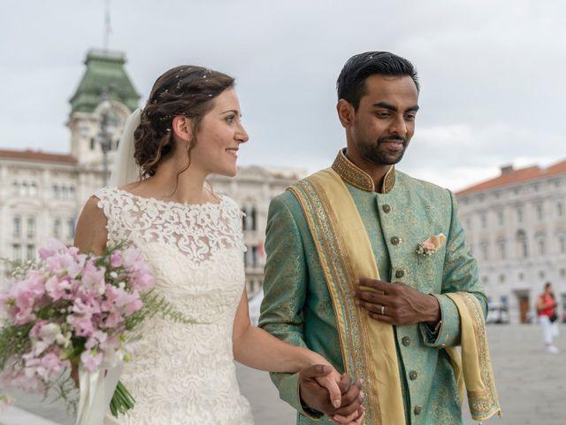 Il matrimonio di Ron e Martina a Trieste, Trieste 33
