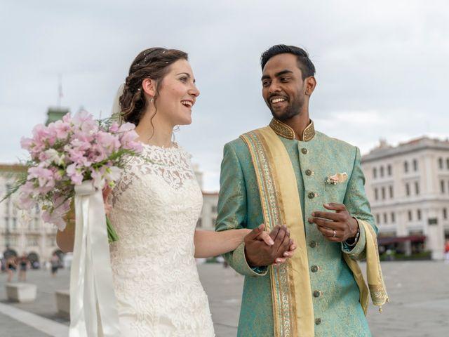 Il matrimonio di Ron e Martina a Trieste, Trieste 34