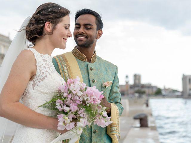 Il matrimonio di Ron e Martina a Trieste, Trieste 35