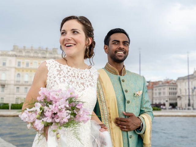 Il matrimonio di Ron e Martina a Trieste, Trieste 36