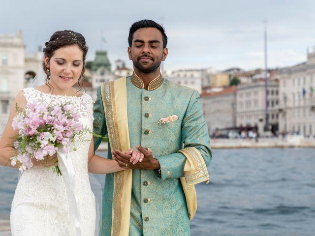 Il matrimonio di Ron e Martina a Trieste, Trieste 39
