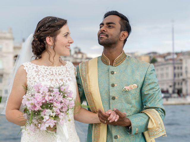 Il matrimonio di Ron e Martina a Trieste, Trieste 40