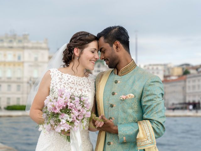 Il matrimonio di Ron e Martina a Trieste, Trieste 41