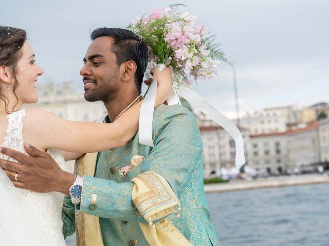 Il matrimonio di Ron e Martina a Trieste, Trieste 42