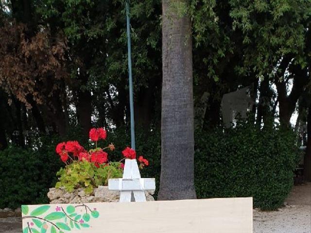 Il matrimonio di Raffaele e Sara a Muro Leccese, Lecce 8