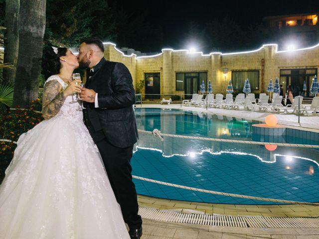 Le nozze di Giusy e Corrado