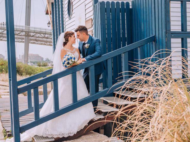 Il matrimonio di Marco e Claudia a Pescara, Pescara 8