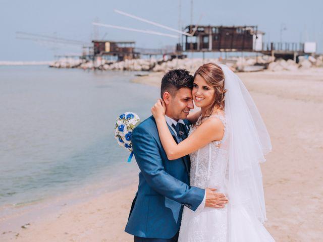 Il matrimonio di Marco e Claudia a Pescara, Pescara 10