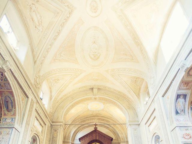 Il matrimonio di Antonio e Simona a Frascati, Roma 16