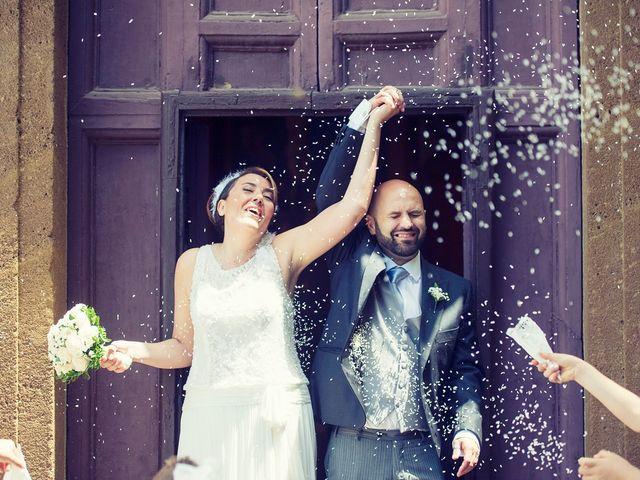 Il matrimonio di Antonio e Simona a Frascati, Roma 19