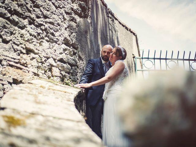 Le nozze di Simona e Antonio