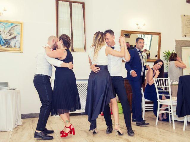 Il matrimonio di Antonio e Simona a Frascati, Roma 28