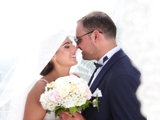 Le nozze di Monica e Giuliano