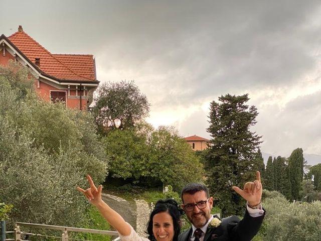 Il matrimonio di Carmen e Rodolfo a Lerici, La Spezia 5