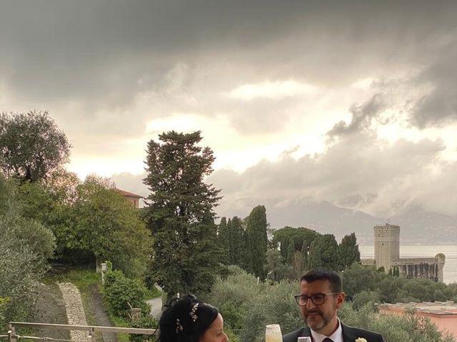 Il matrimonio di Carmen e Rodolfo a Lerici, La Spezia 7