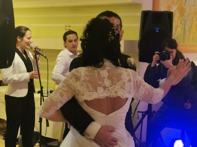 Il matrimonio di Carmen e Rodolfo a Lerici, La Spezia 8