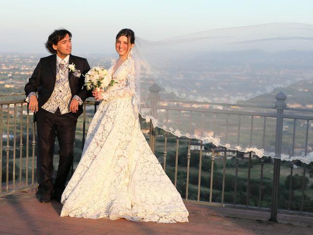 Le nozze di Alexander e Greta