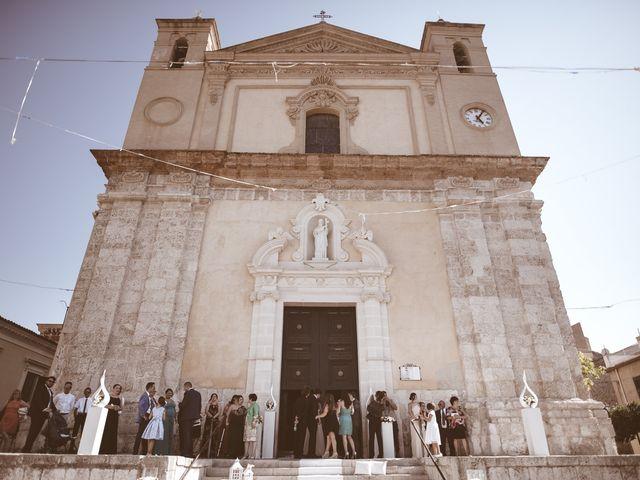 Il matrimonio di Francesca e Andrea a Ravanusa, Agrigento 35