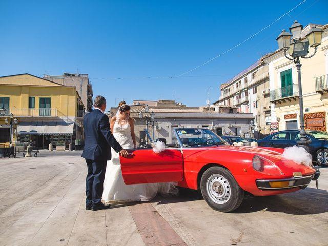 Il matrimonio di Francesca e Andrea a Ravanusa, Agrigento 38