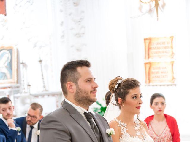 Il matrimonio di Francesca e Andrea a Ravanusa, Agrigento 41