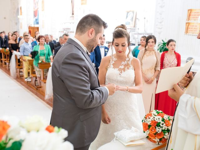 Il matrimonio di Francesca e Andrea a Ravanusa, Agrigento 43