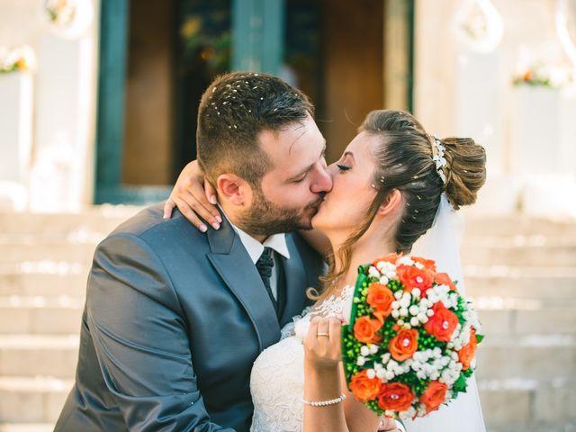 Il matrimonio di Francesca e Andrea a Ravanusa, Agrigento 47