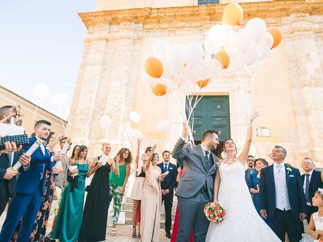 Il matrimonio di Francesca e Andrea a Ravanusa, Agrigento 50