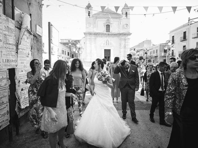 Il matrimonio di Francesca e Andrea a Ravanusa, Agrigento 51