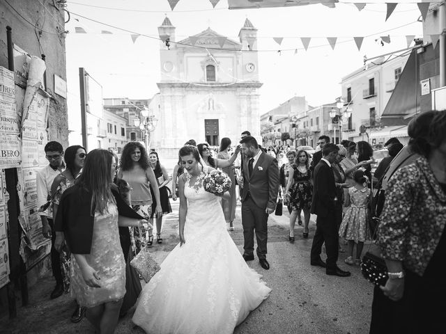 Il matrimonio di Francesca e Andrea a Ravanusa, Agrigento 52