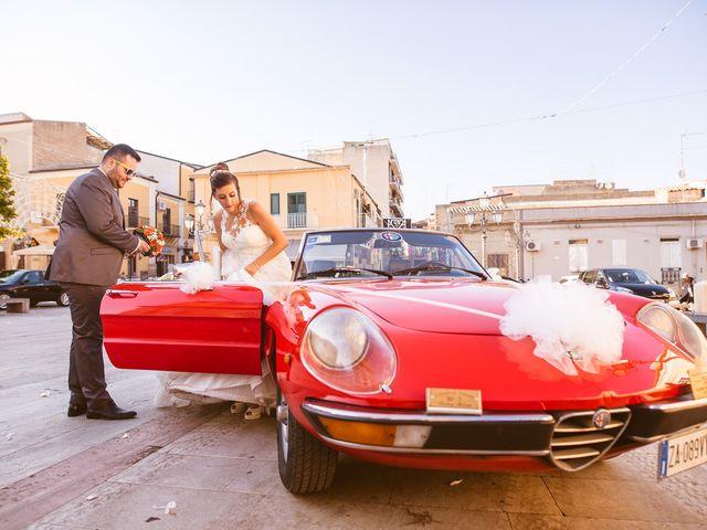 Il matrimonio di Francesca e Andrea a Ravanusa, Agrigento 56