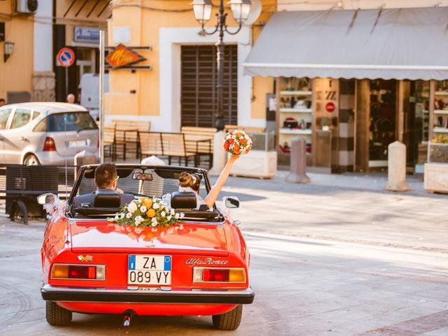 Il matrimonio di Francesca e Andrea a Ravanusa, Agrigento 57