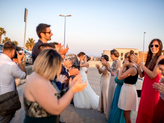 Il matrimonio di Francesca e Andrea a Ravanusa, Agrigento 62