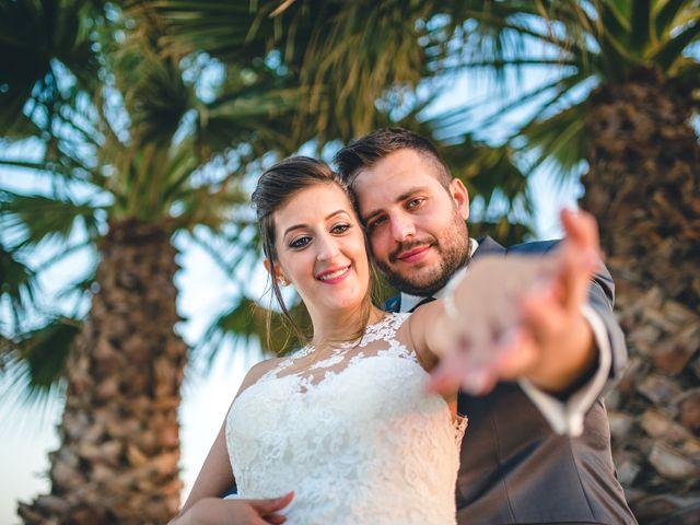 Il matrimonio di Francesca e Andrea a Ravanusa, Agrigento 65