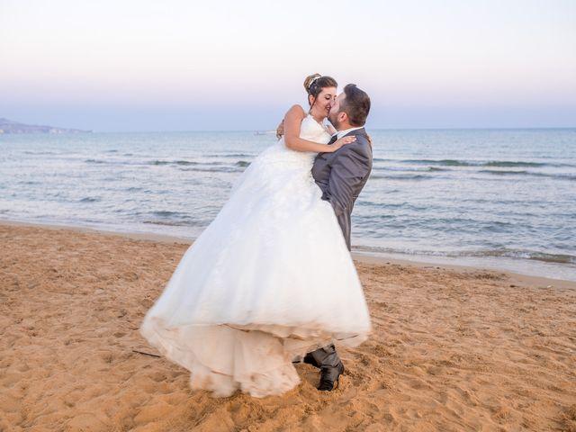 Il matrimonio di Francesca e Andrea a Ravanusa, Agrigento 69