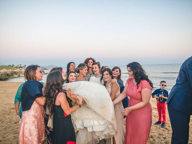Il matrimonio di Francesca e Andrea a Ravanusa, Agrigento 72