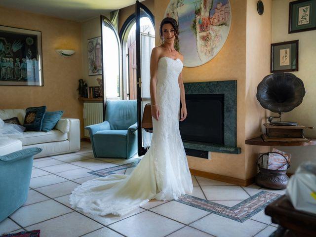 Il matrimonio di Matteo e Erica a Mapello, Bergamo 9