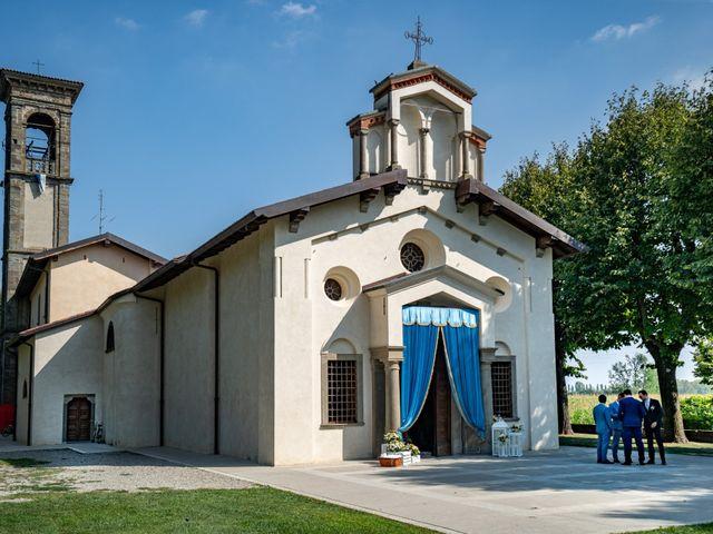 Il matrimonio di Matteo e Erica a Mapello, Bergamo 10