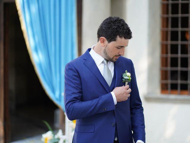 Il matrimonio di Matteo e Erica a Mapello, Bergamo 11