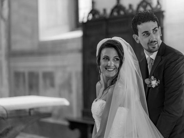 Il matrimonio di Matteo e Erica a Mapello, Bergamo 19