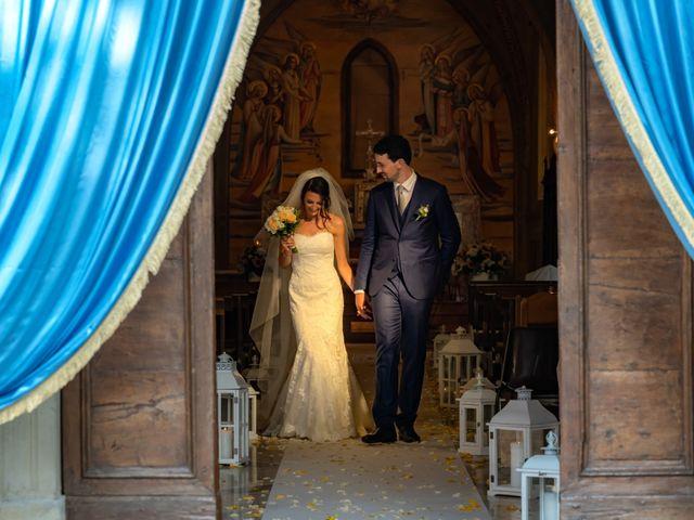 Il matrimonio di Matteo e Erica a Mapello, Bergamo 23