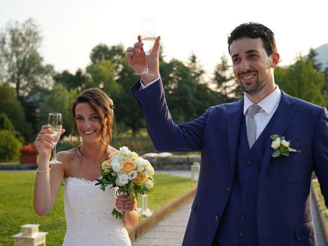Il matrimonio di Matteo e Erica a Mapello, Bergamo 25