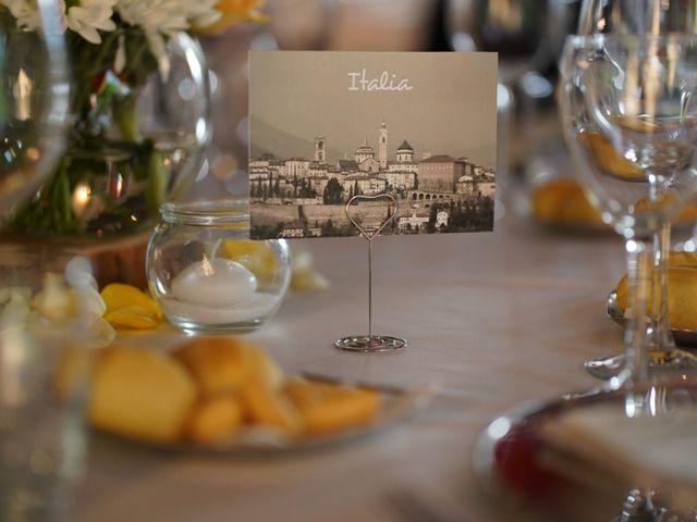 Il matrimonio di Matteo e Erica a Mapello, Bergamo 28