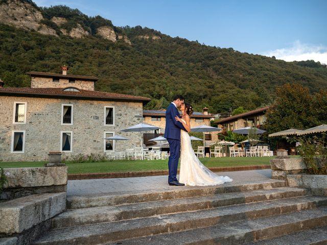 Il matrimonio di Matteo e Erica a Mapello, Bergamo 34
